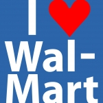 We ♥ the I ♥ Walmart Cast