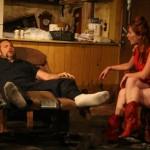 Joe Reynolds and Katie DeBuys in Killer Joe by Tracy Letts