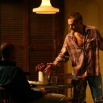 Kenneth Wayne Bradley and Joey Hood in Killer Joe by Tracy Letts