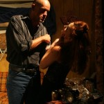 Kenneth Wayne Bradley and Katie DeBuys in Killer Joe by Tracy Letts