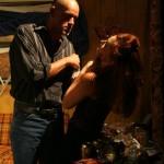 Kenneth Wayne Bradley and Katie DeBuys in Killer Joe by Tracy Letts