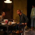 Joey Hood, Kenneth Wayne Bradley, Melissa Recalde in Killer Joe by Tracy Letts