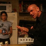 Melissa Recalde and Kenneth Wayne Bradley in Killer Joe by Tracy Letts
