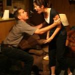 Joey Hood and Melissa Recalde in Killer Joe by Tracy Letts
