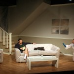 Joey LePage, Joe Reynolds, and Rebecca Robinson in SICK by Zayd Dohrn