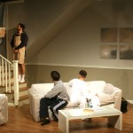 Tayler Gill, Joe Reynolds, Joey LePage, Stephen Mercantel, and Rebecca Robinson in SICK by Zayd Dohrn