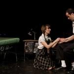 Laura-Artesi-Jason-Newman-in-Gruesome-Playground-Injuries-Rajiv-Joseph-Capital-T-Theatre-Austin2